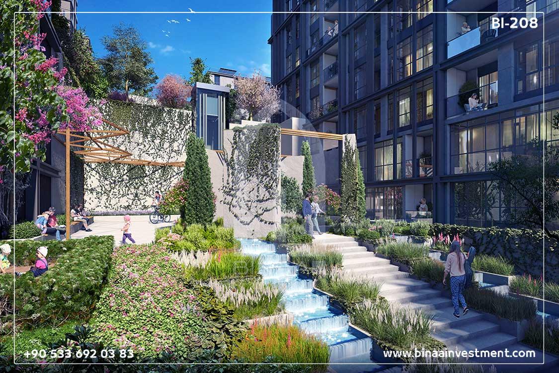 apartments for sale in Sarıyer Istanbul