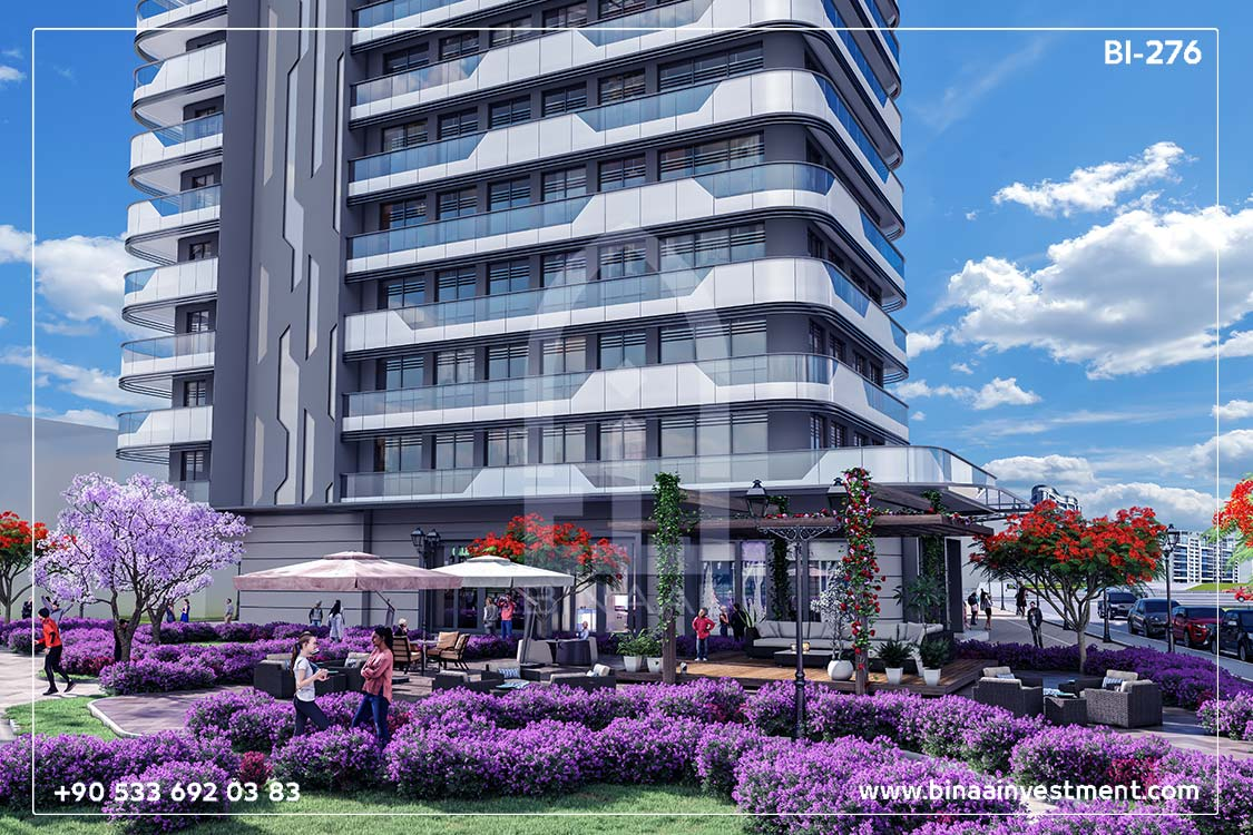 luxury apartments for sale in Avcilar Istanbul