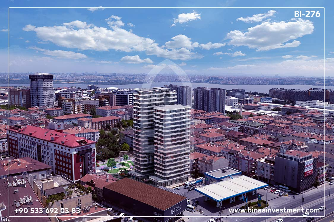 Apartments for sale in Turkey Istanbul
