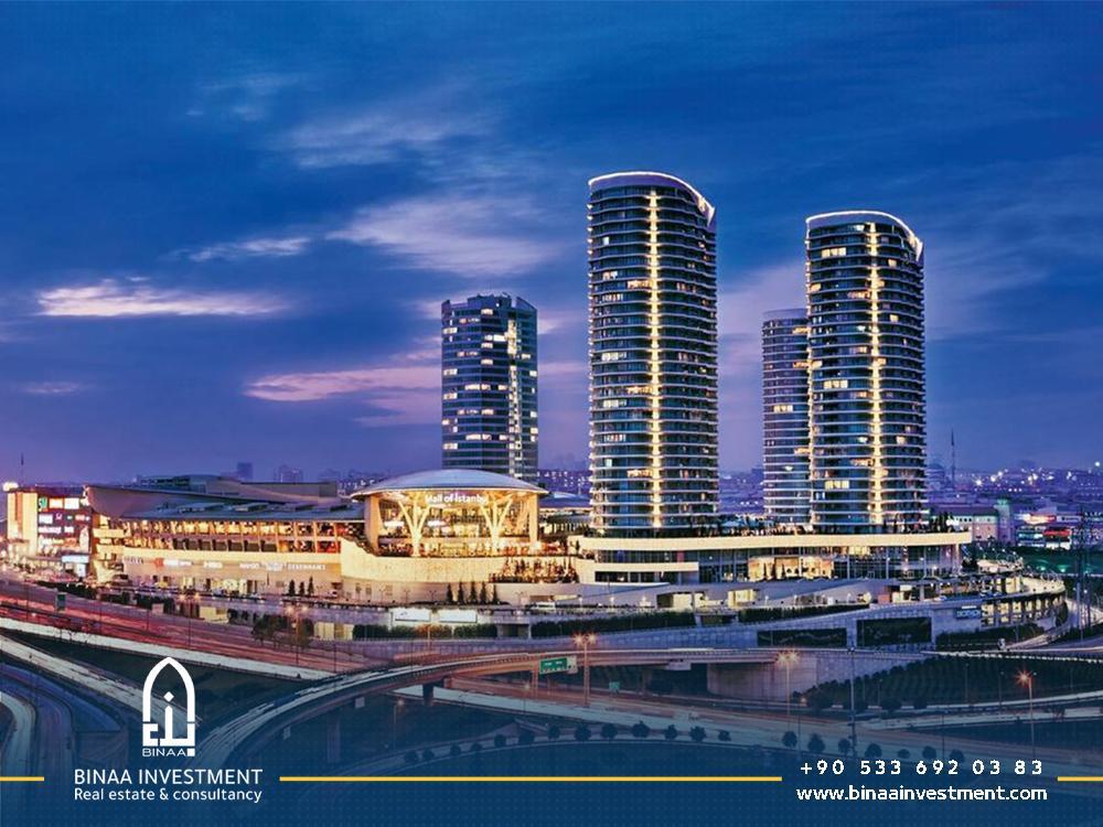 تعرف على اهم المجمعات التجارية في إسطنبول