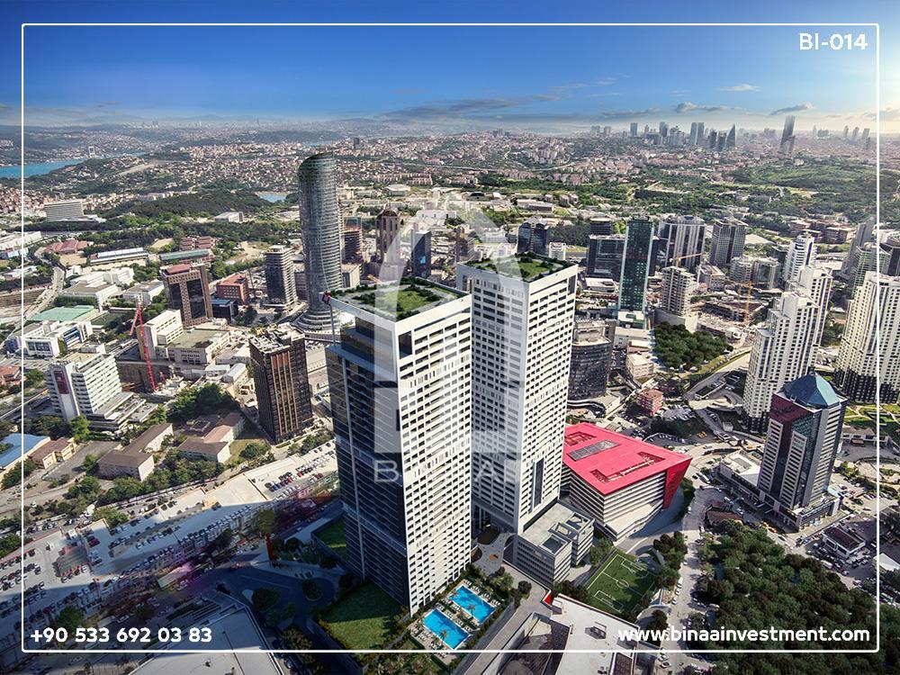 Istanbul Maslak Apartment Compound