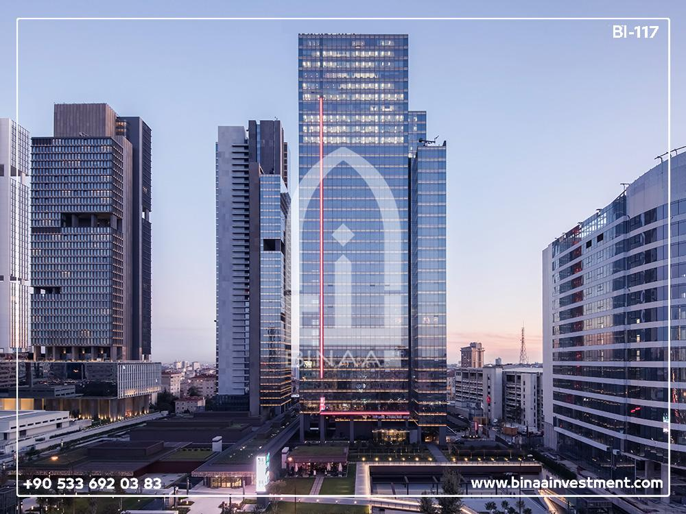 Mecidiyekoy Towers, Istanbul