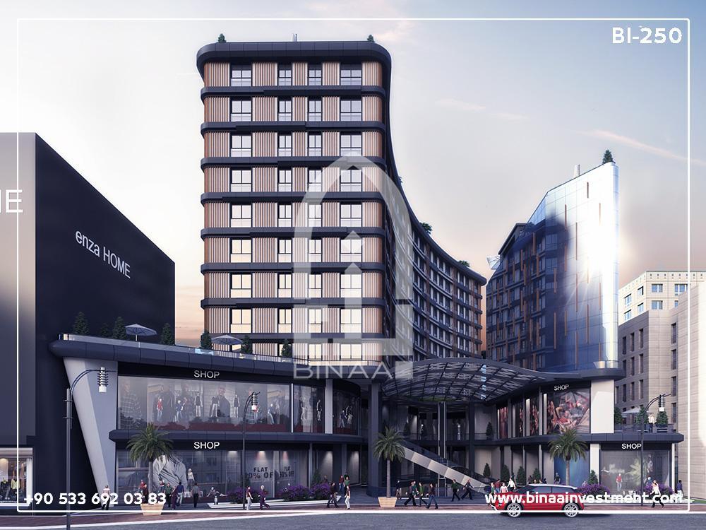 Gaziosmanpasa Istanbul Residencies Compound