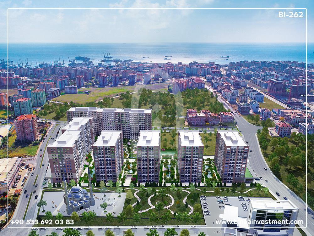 Istanbul Beylikduzu Apartments Project