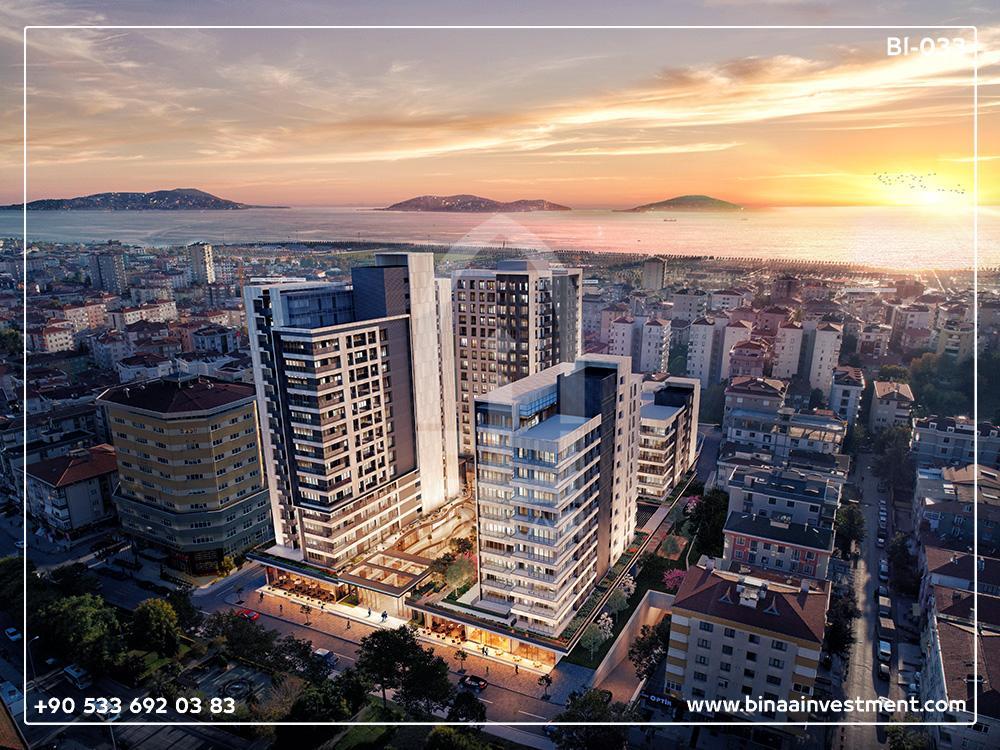 Maltepe Istanbul Apartments Project