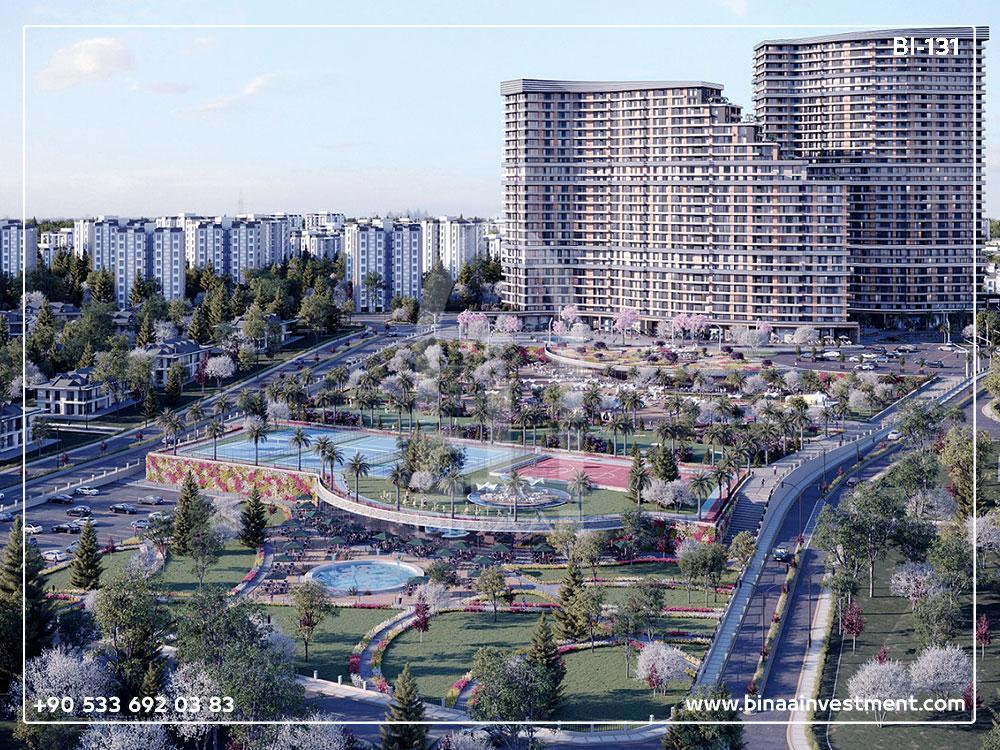 مساكن بيوك جكمجة اسطنبول