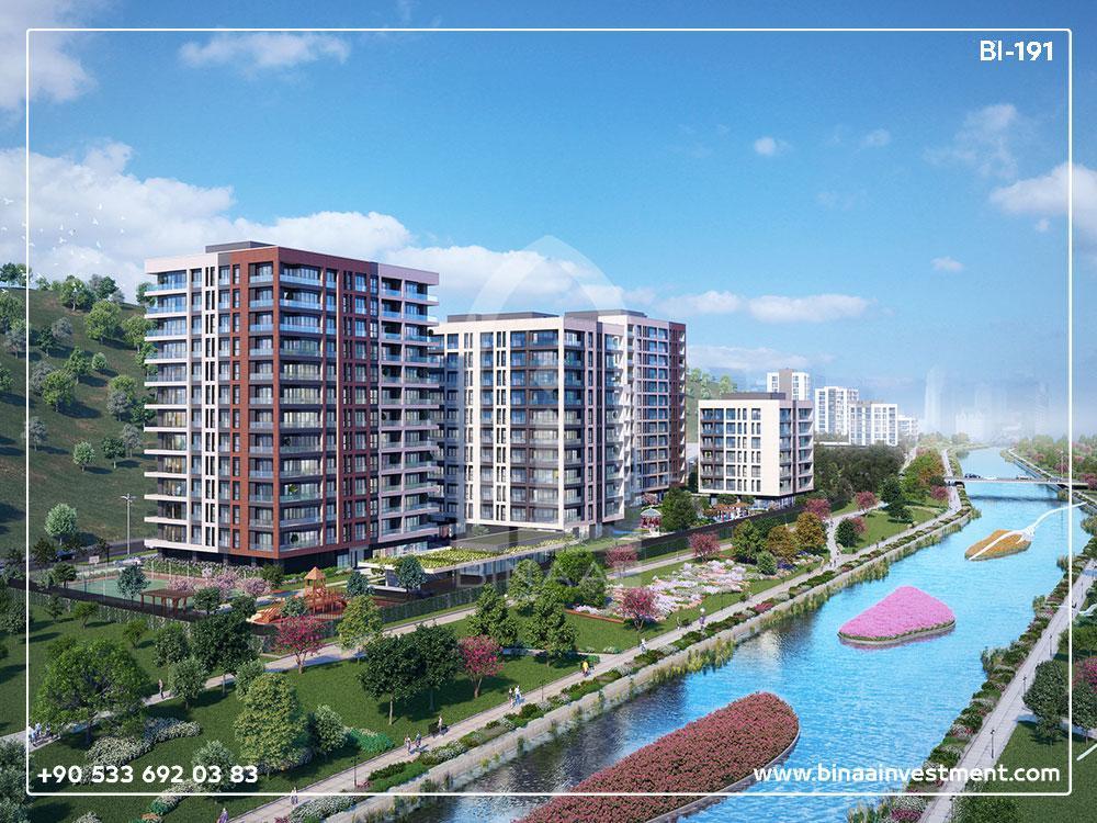 Kagithane Istanbul Apartments Compound