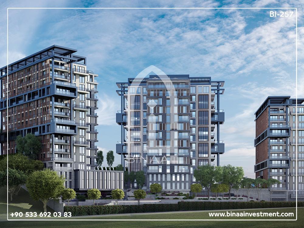 Istanbul Kağıthane Apartment Compound