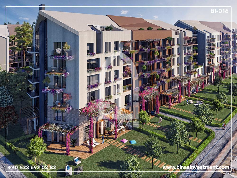 مشروع منازل شكمه كوي اسطنبول