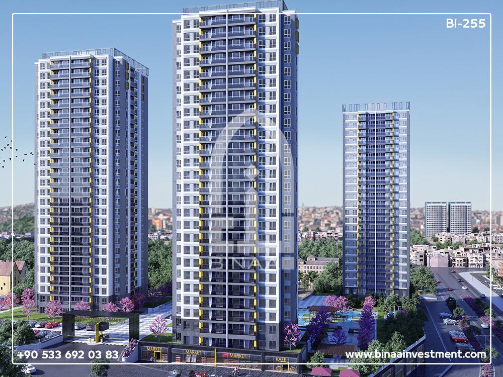 Gungoran Istanbul Apartments Compound