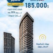 مشروع مساكن بيوك جكمجة اسطنبول BI-131