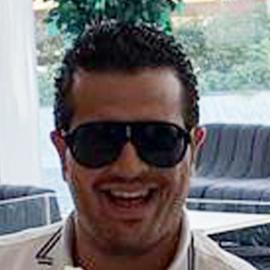 Amjad Farouk - Pakistan
