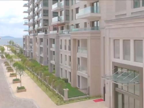 مشروع شقق سكنية منطقة زيتون بورنو