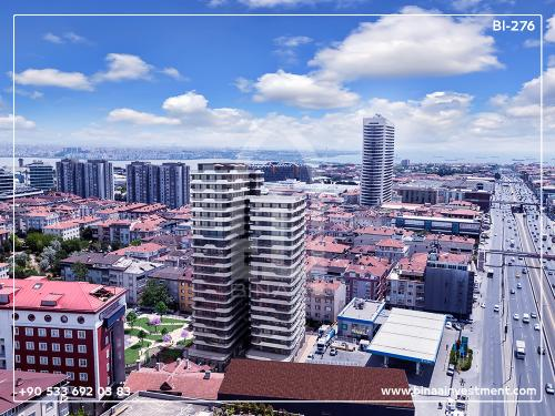 Avcilar Istanbul Apartments Compound