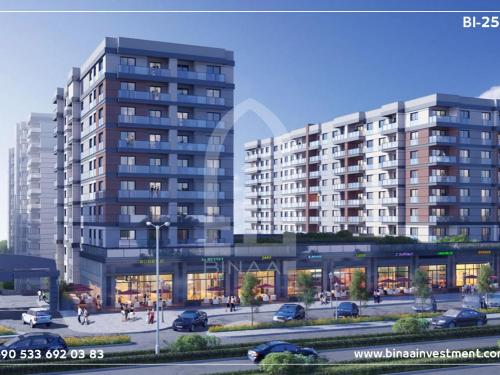 Istanbul Kucukcekmece residence project