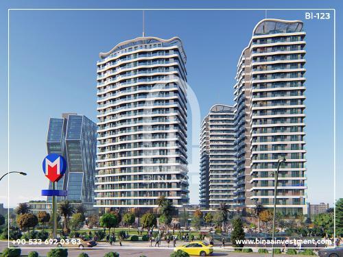 Istanbul apartment compound, Gaziosmanpasa
