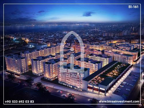 Istanbul Esenyurt Apartment Compound