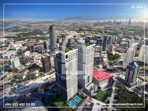 مجتمع آپارتمانی ماسلاک استانبول