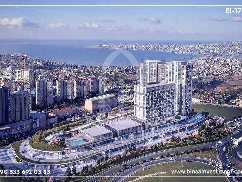 مجمع شقق بيليكدوزو اسطنبول