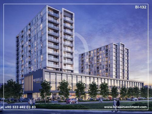Zeytinburnu Istanbul apartments project