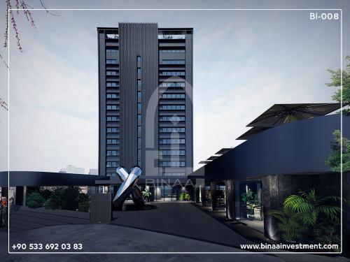 Nisantasi Istanbul Apartments Compound