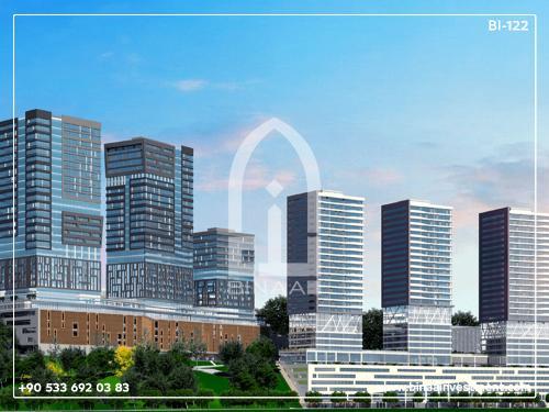 Kadikoy Apartments Compound Istanbul