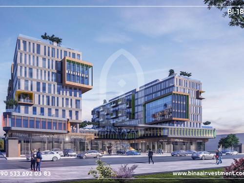 پروژه آپارتمان های آوجیلار استانبول