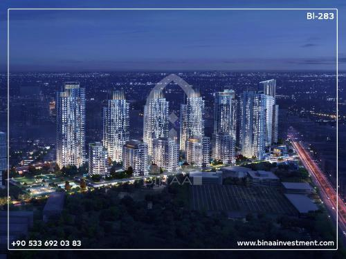 Istanbul Umraniye Residence project